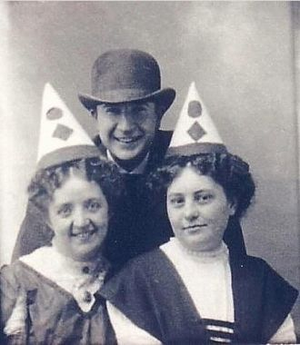 Chet Chaffee, Bessie Chaffee, Dolly Bounds