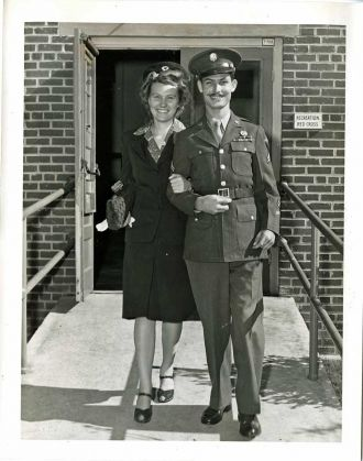 Dorothy and Desmond Doss