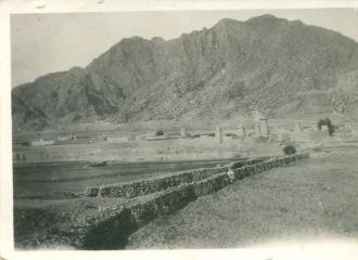 Rasmak Fort North Waziristan, Pakistan