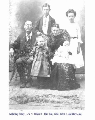 William H. Tankersley Family