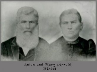 Anton And Mary Hickel