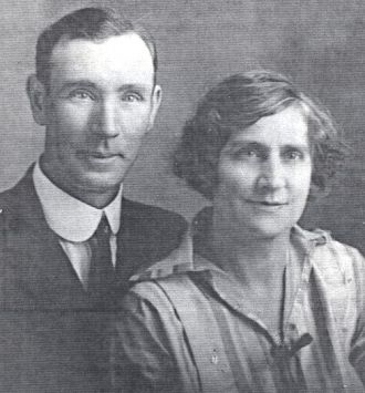 James & Clara (Scriven) Pilkington