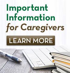 Caregiver of the Month Nomination Form