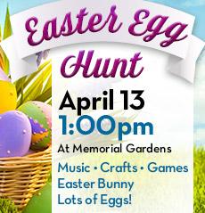 Easter Egg Hunt - Family LegacyFamily Legacy