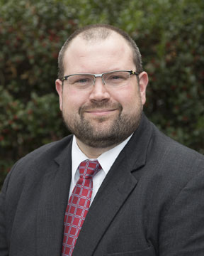 Justin Marshall : Manager Lic. Funeral Director & Embalmer
