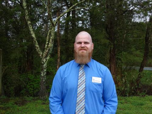 Ryan Brymer : Community Service Counselor