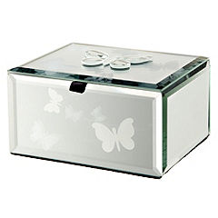 Tu Butterfly Trinket Box