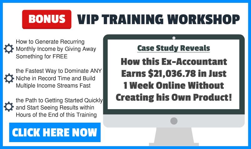 vip training workshop logo