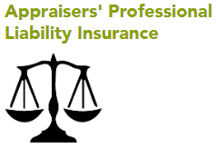 Appraisers' Professional Liability Insurance