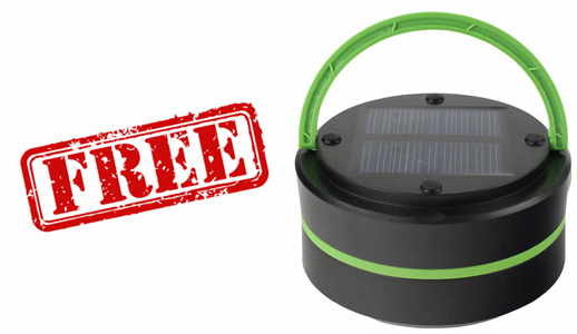 Free Pocket Light