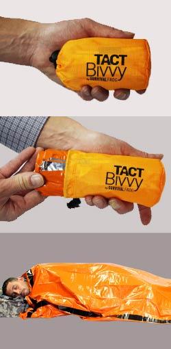 Three Bivvy Bags