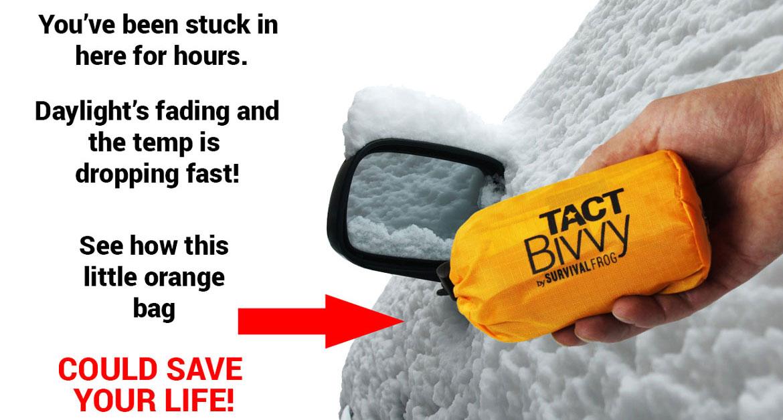 Tact Bivvy® Bag