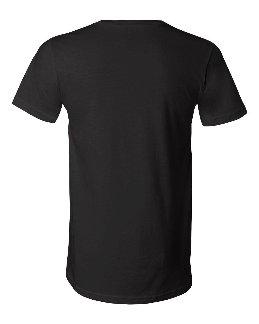 Bella-Canvas-Men-039-s-Jersey-Short-Sleeve-V-Neck-T-Shirt-3005-XS-3XL thumbnail 56