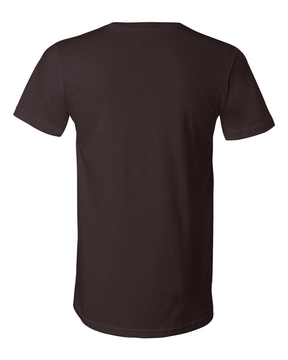 Bella-Canvas-Men-039-s-Jersey-Short-Sleeve-V-Neck-T-Shirt-3005-XS-3XL thumbnail 98