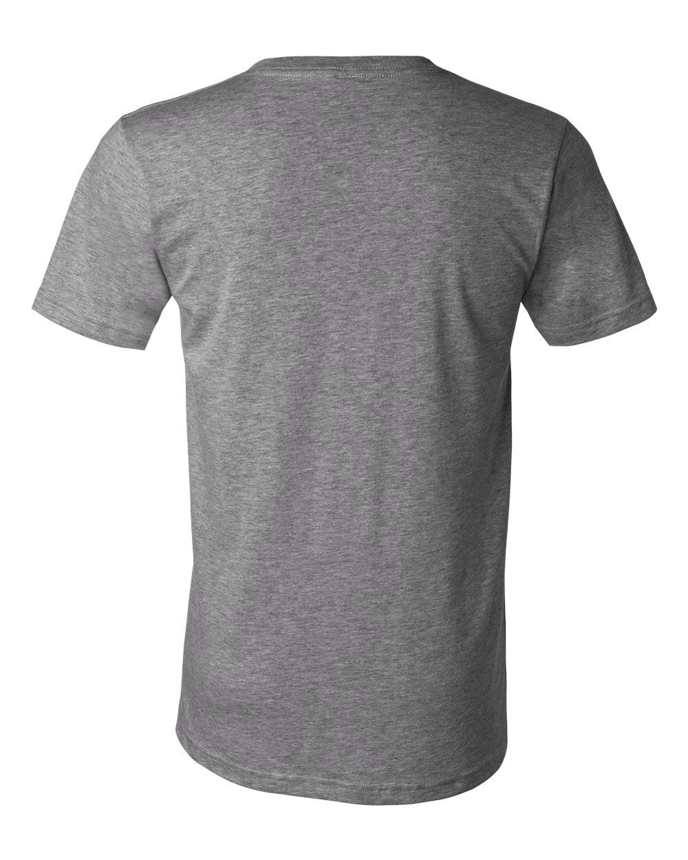 Bella-Canvas-Men-039-s-Jersey-Short-Sleeve-V-Neck-T-Shirt-3005-XS-3XL thumbnail 74