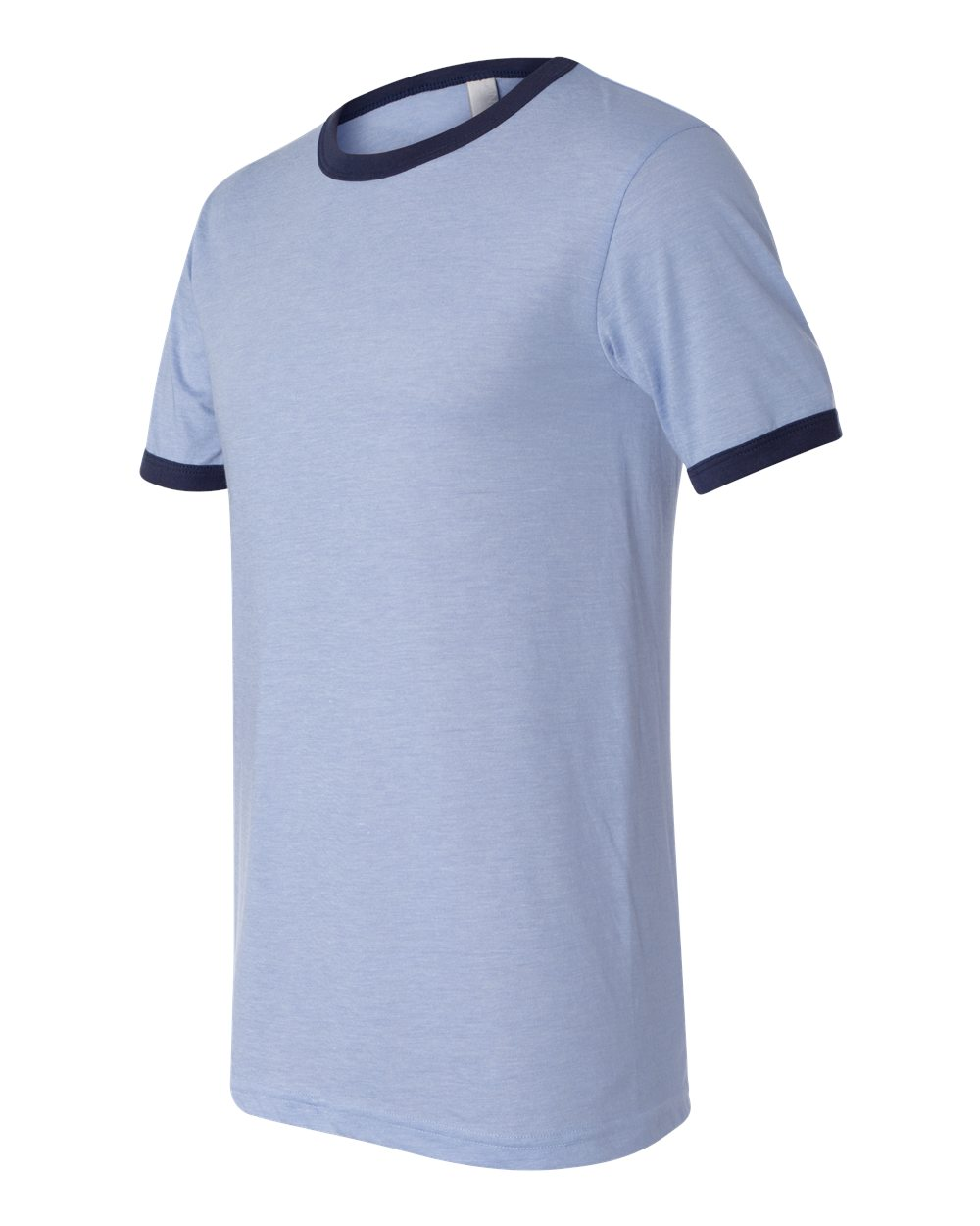 Canvas Men/'s Jersey Short-Sleeve Ringer T-Shirt-3055C Bella