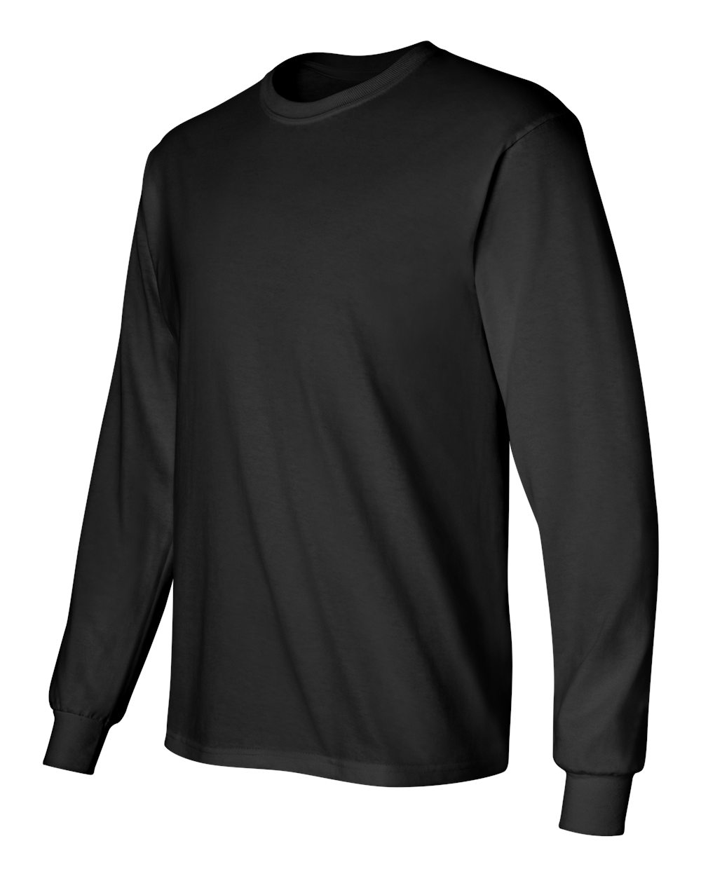 Gildan-Men-039-s-Ultra-Cotton-6-oz-Long-Sleeve-T-Shirt-G240-S-5XL thumbnail 7