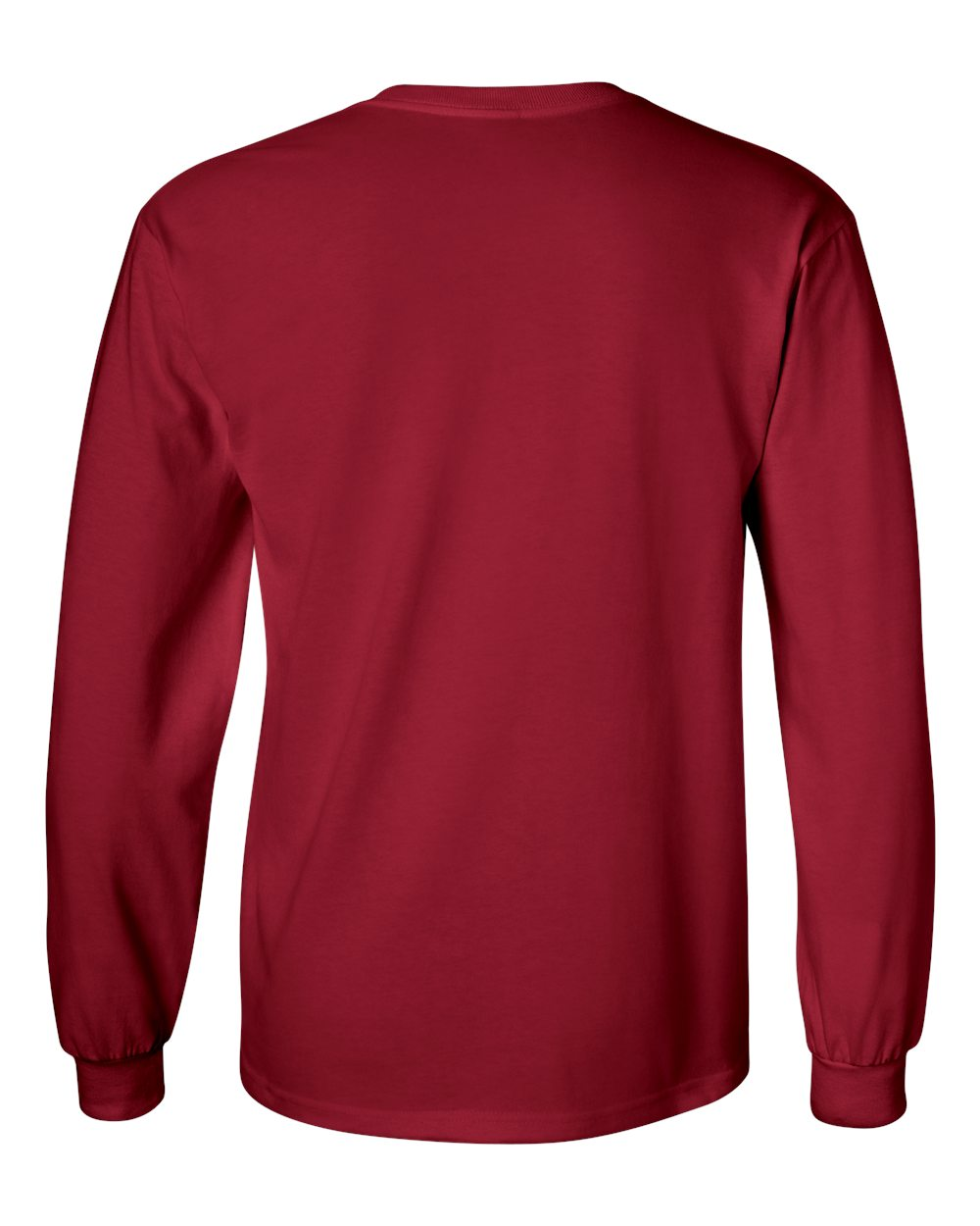 Gildan-Men-039-s-Ultra-Cotton-6-oz-Long-Sleeve-T-Shirt-G240-S-5XL thumbnail 12