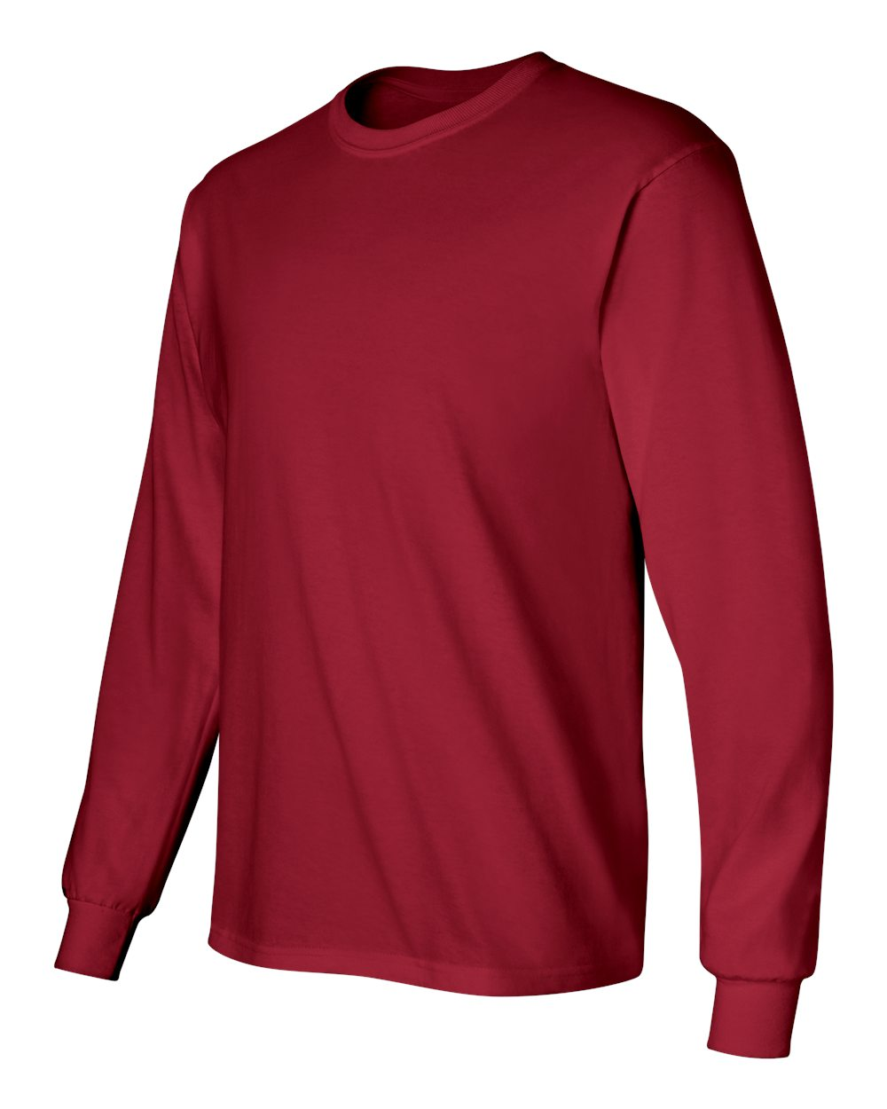 Gildan-Men-039-s-Ultra-Cotton-6-oz-Long-Sleeve-T-Shirt-G240-S-5XL thumbnail 11