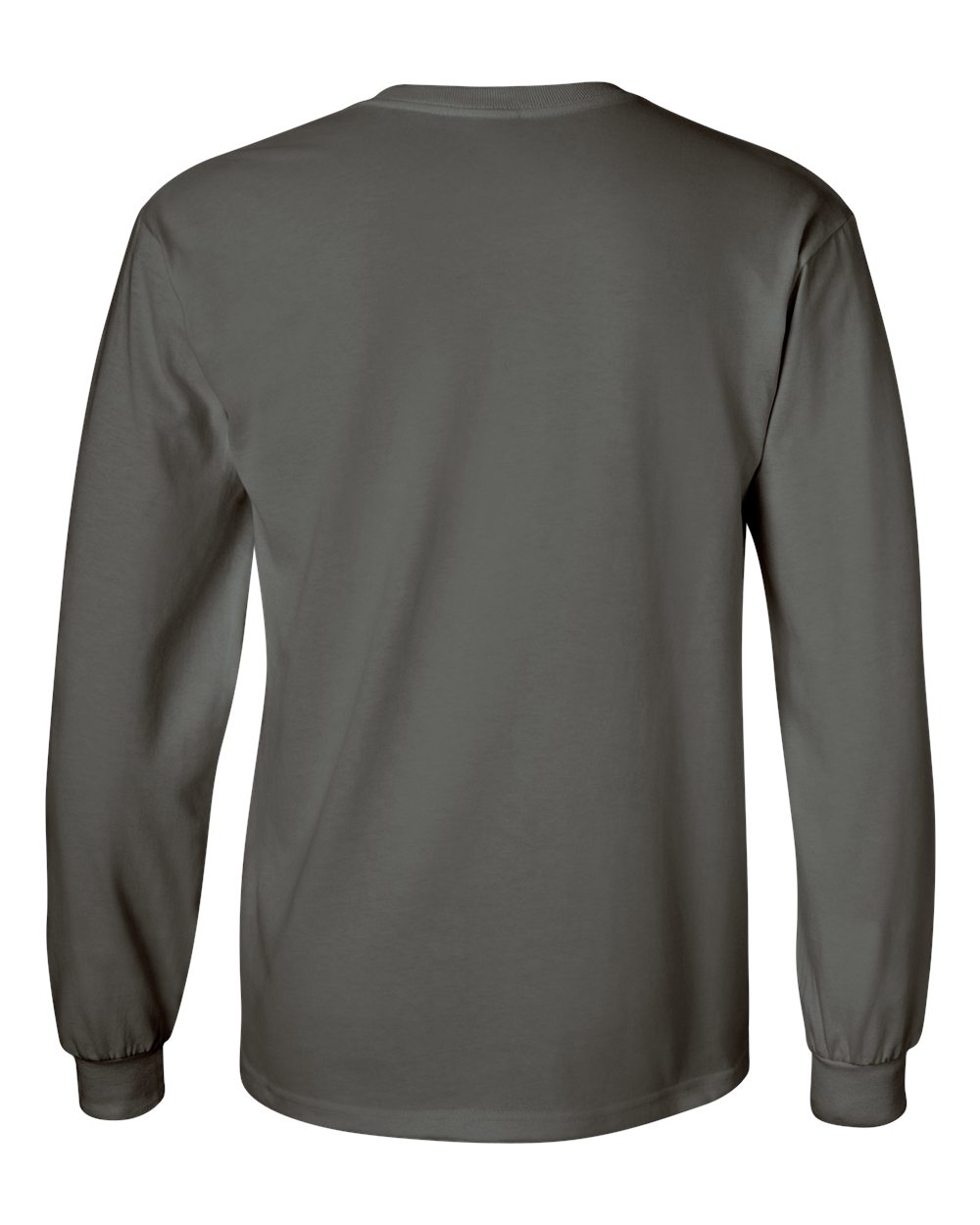 Gildan-Men-039-s-Ultra-Cotton-6-oz-Long-Sleeve-T-Shirt-G240-S-5XL thumbnail 20