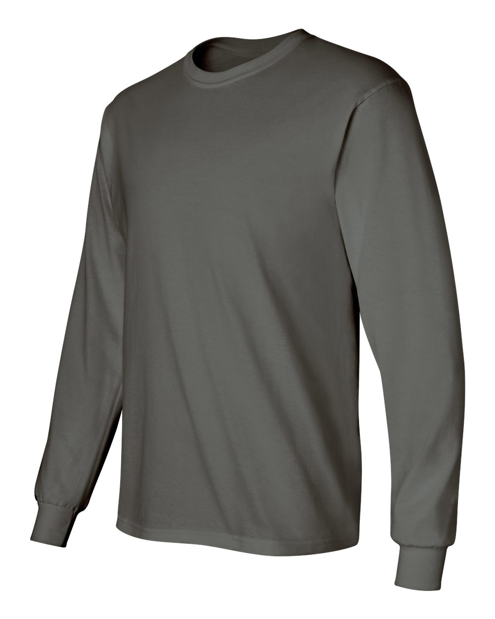 Gildan-Men-039-s-Ultra-Cotton-6-oz-Long-Sleeve-T-Shirt-G240-S-5XL thumbnail 19