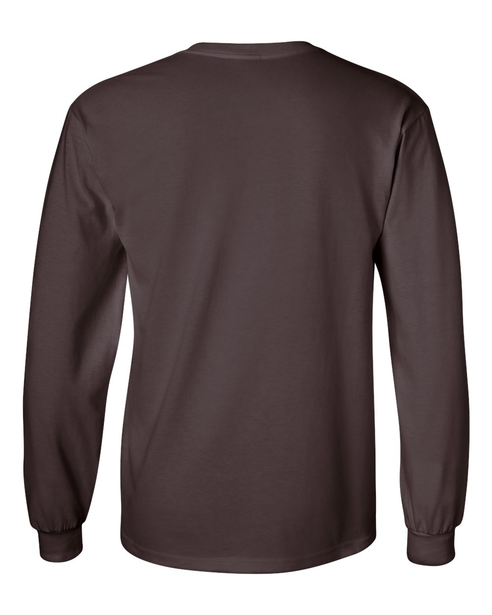 Gildan-Men-039-s-Ultra-Cotton-6-oz-Long-Sleeve-T-Shirt-G240-S-5XL thumbnail 24