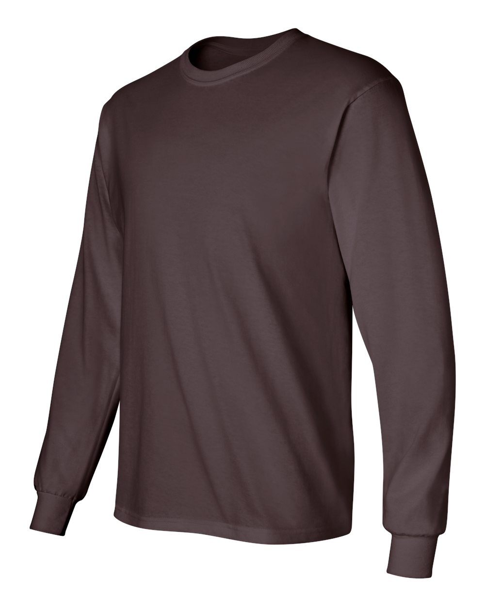 Gildan-Men-039-s-Ultra-Cotton-6-oz-Long-Sleeve-T-Shirt-G240-S-5XL thumbnail 23