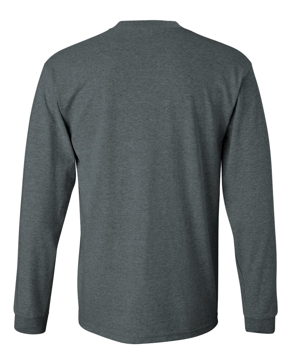 Gildan-Men-039-s-Ultra-Cotton-6-oz-Long-Sleeve-T-Shirt-G240-S-5XL thumbnail 28