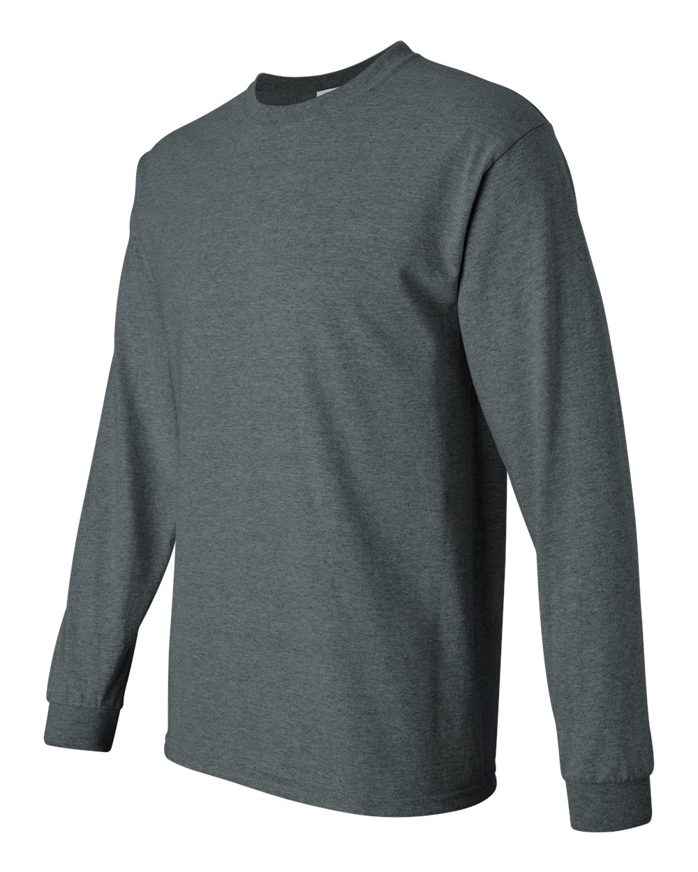 Gildan-Men-039-s-Ultra-Cotton-6-oz-Long-Sleeve-T-Shirt-G240-S-5XL thumbnail 27
