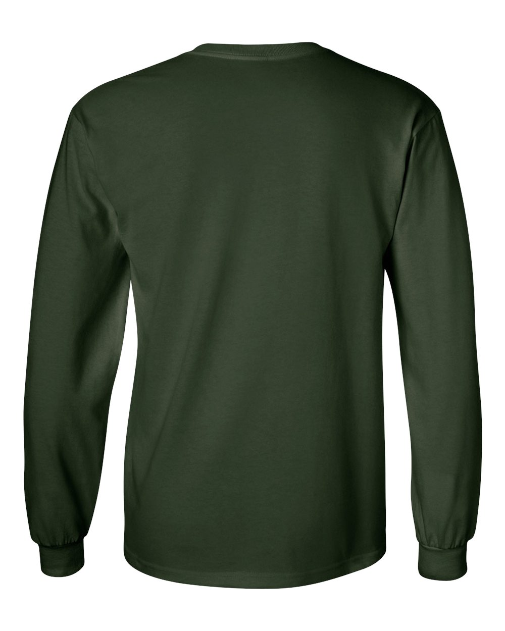 Gildan-Men-039-s-Ultra-Cotton-6-oz-Long-Sleeve-T-Shirt-G240-S-5XL thumbnail 32