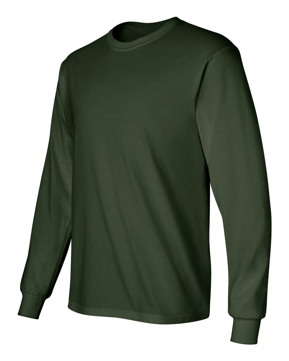 Gildan-Men-039-s-Ultra-Cotton-6-oz-Long-Sleeve-T-Shirt-G240-S-5XL thumbnail 31