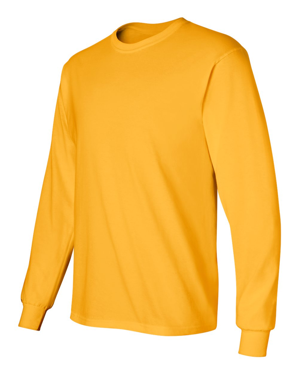 Gildan-Men-039-s-Ultra-Cotton-6-oz-Long-Sleeve-T-Shirt-G240-S-5XL thumbnail 35