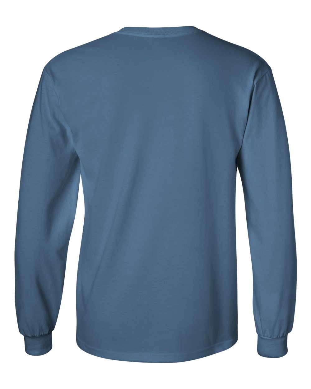 Gildan-Men-039-s-Ultra-Cotton-6-oz-Long-Sleeve-T-Shirt-G240-S-5XL thumbnail 40