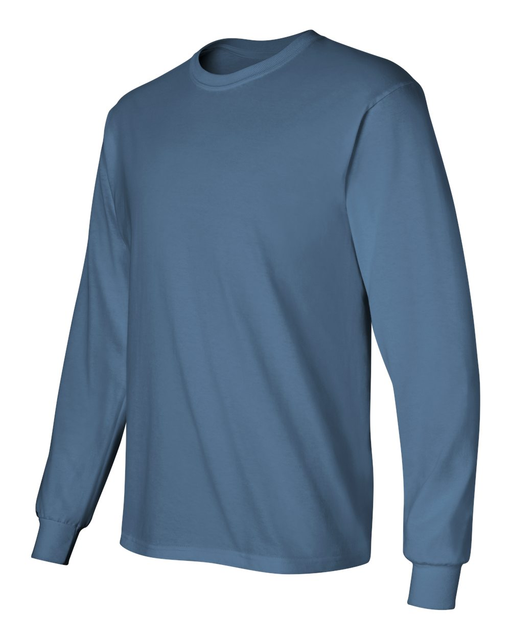 Gildan-Men-039-s-Ultra-Cotton-6-oz-Long-Sleeve-T-Shirt-G240-S-5XL thumbnail 39