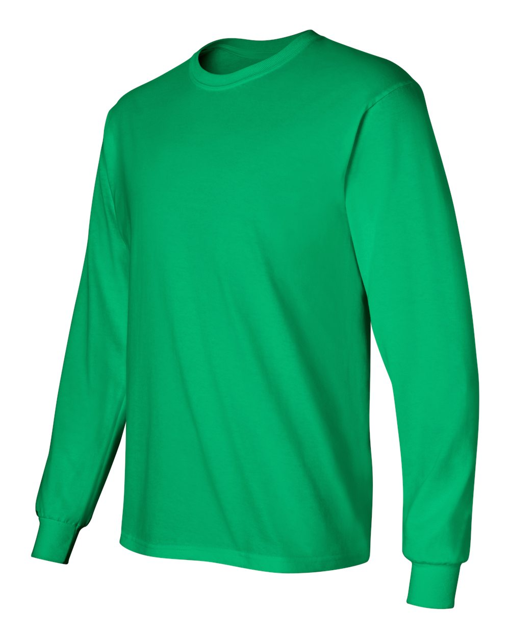 Gildan-Men-039-s-Ultra-Cotton-6-oz-Long-Sleeve-T-Shirt-G240-S-5XL thumbnail 43