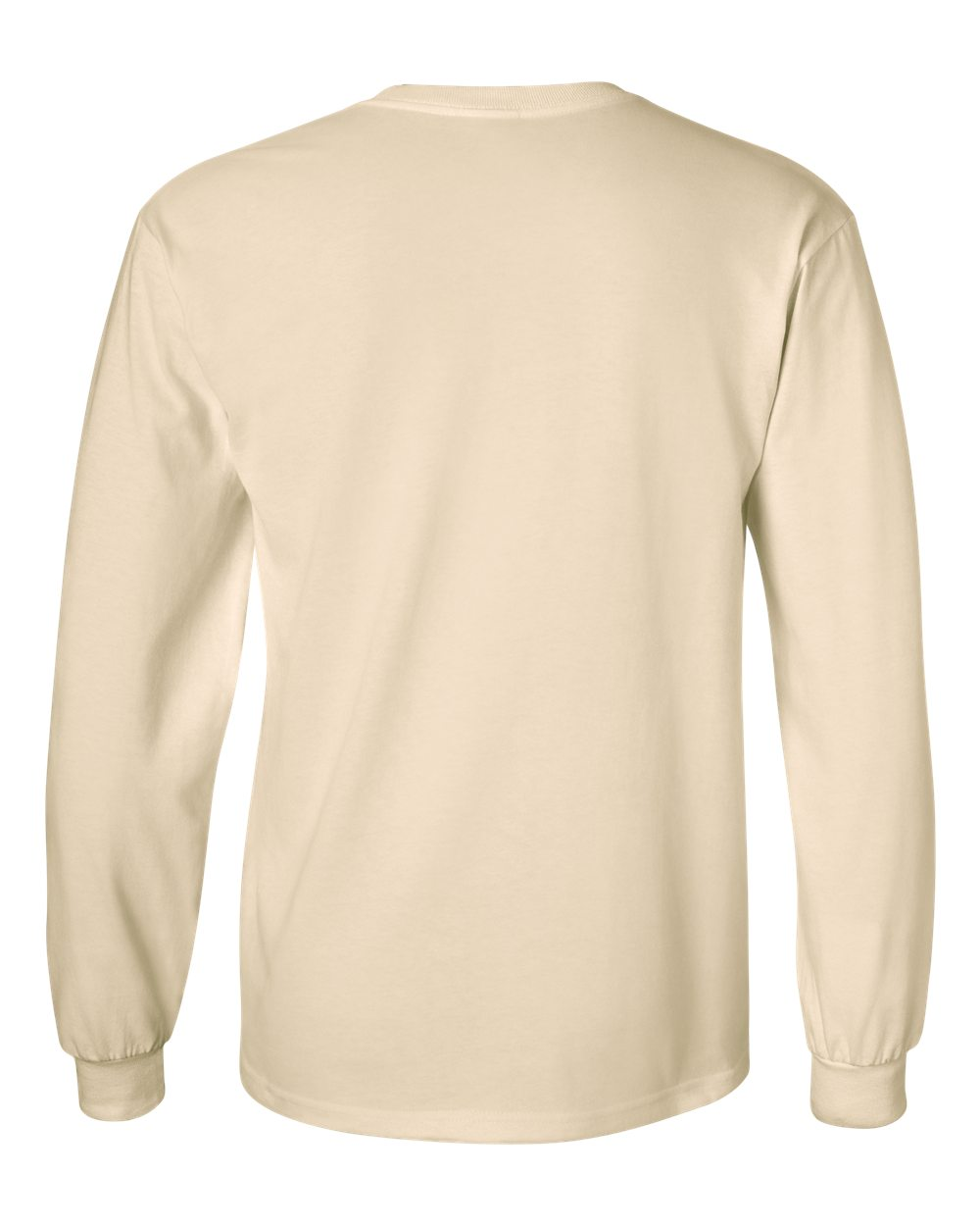 Gildan-Men-039-s-Ultra-Cotton-6-oz-Long-Sleeve-T-Shirt-G240-S-5XL thumbnail 64