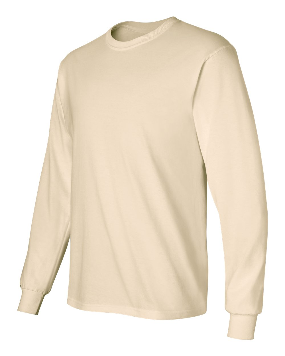 Gildan-Men-039-s-Ultra-Cotton-6-oz-Long-Sleeve-T-Shirt-G240-S-5XL thumbnail 63