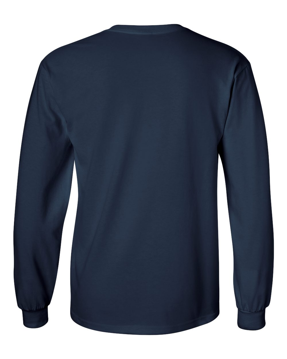 Gildan-Men-039-s-Ultra-Cotton-6-oz-Long-Sleeve-T-Shirt-G240-S-5XL thumbnail 68
