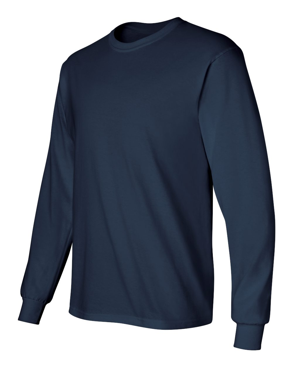 Gildan-Men-039-s-Ultra-Cotton-6-oz-Long-Sleeve-T-Shirt-G240-S-5XL thumbnail 67