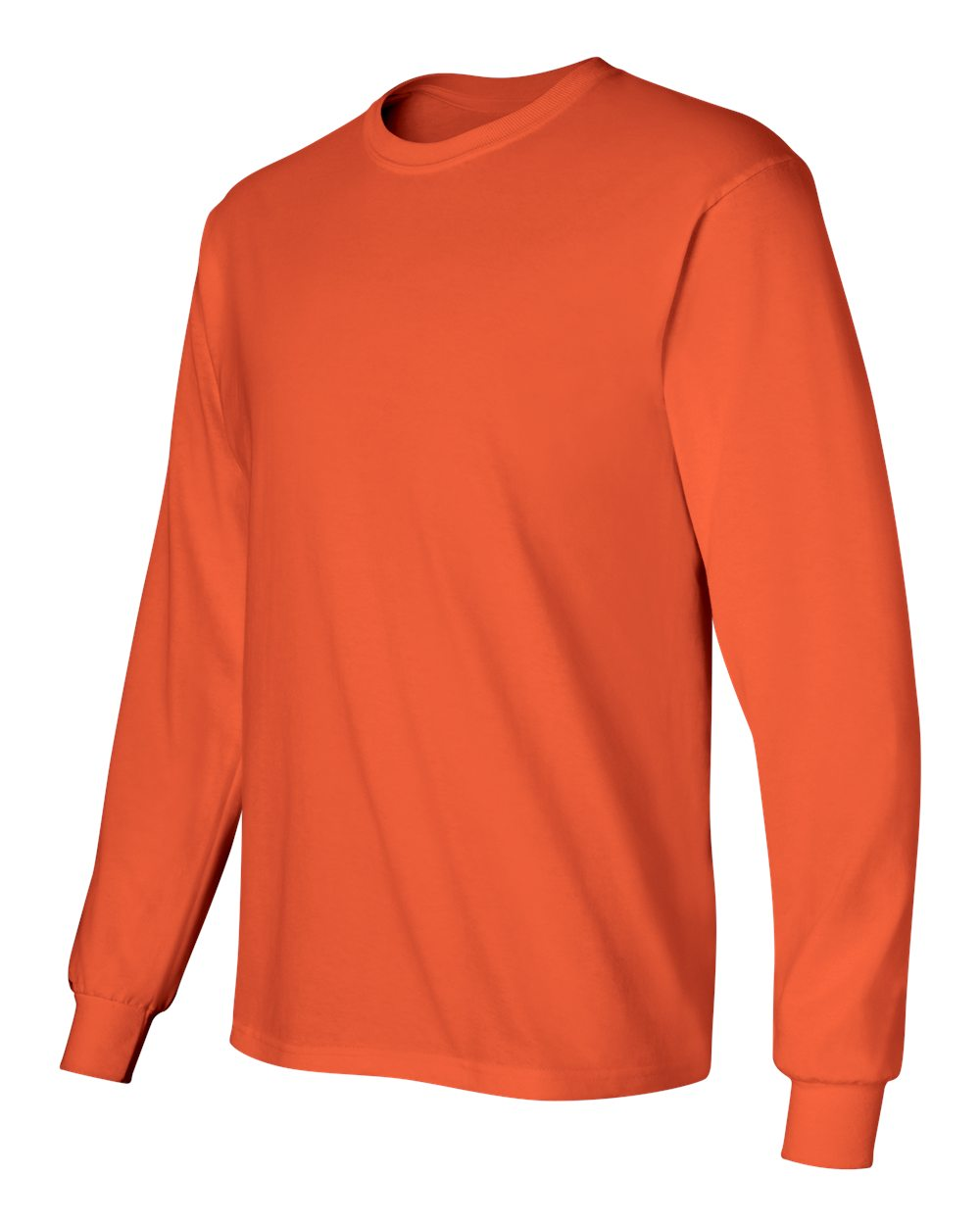 Gildan-Men-039-s-Ultra-Cotton-6-oz-Long-Sleeve-T-Shirt-G240-S-5XL thumbnail 71