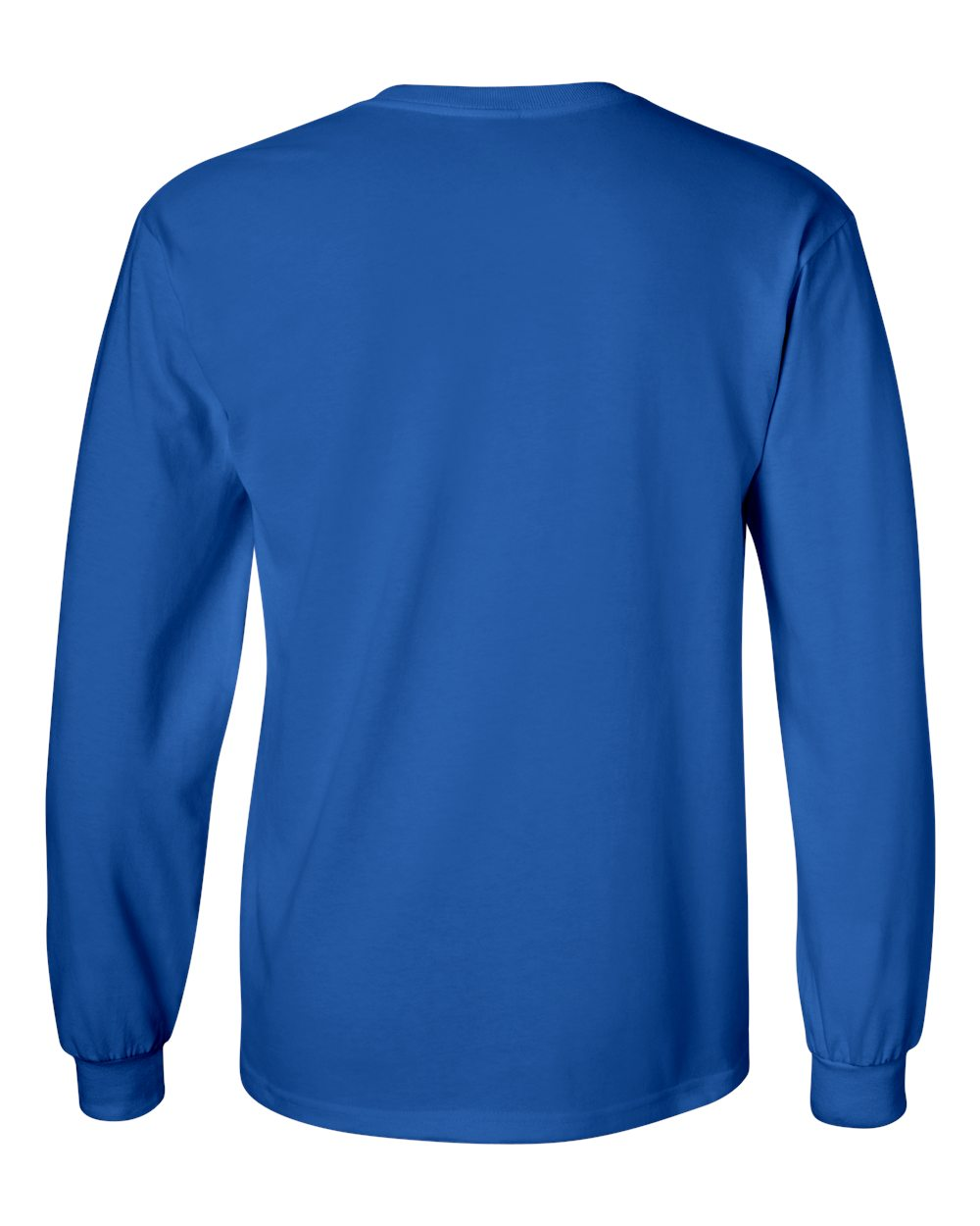 Gildan-Men-039-s-Ultra-Cotton-6-oz-Long-Sleeve-T-Shirt-G240-S-5XL thumbnail 84