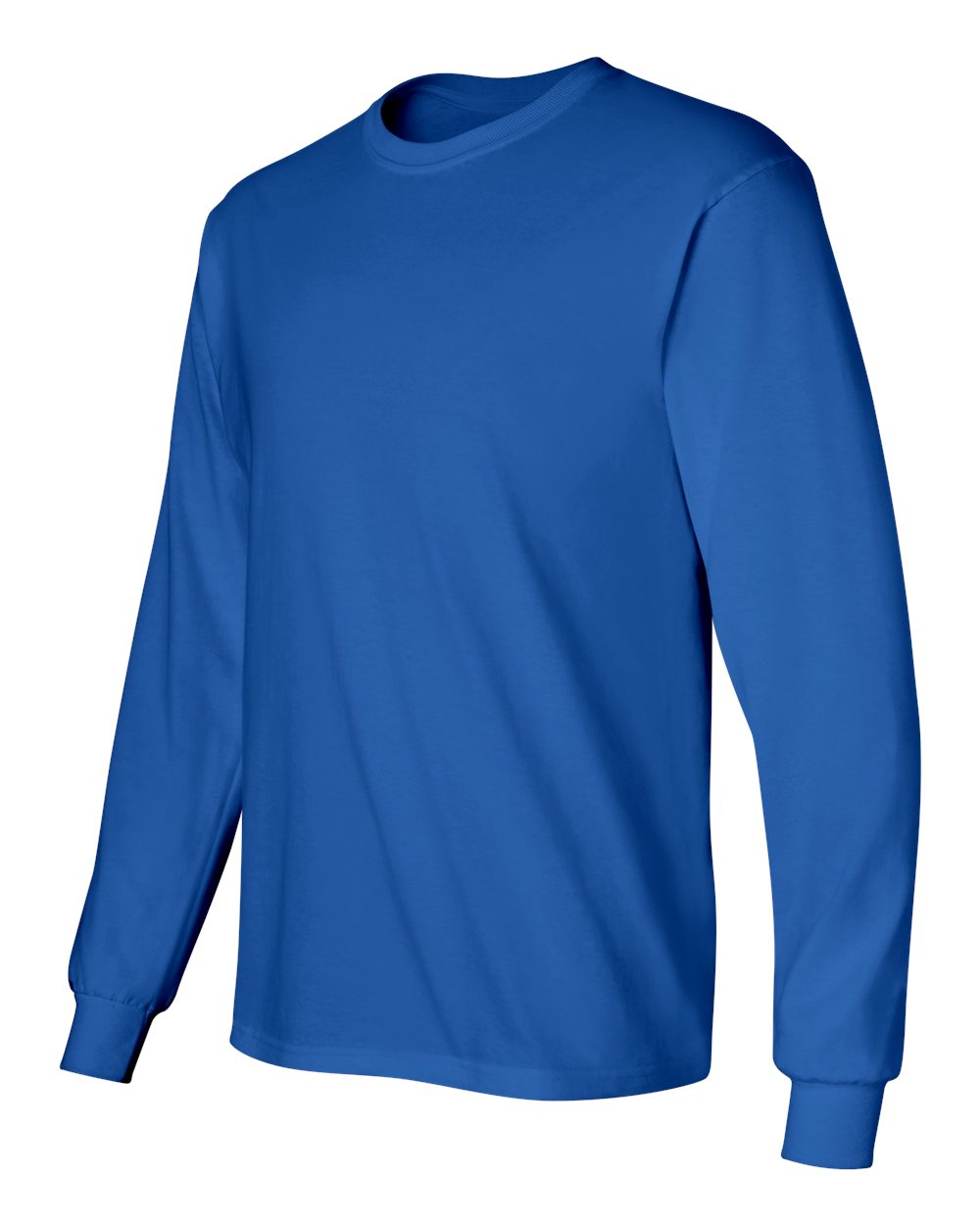 Gildan-Men-039-s-Ultra-Cotton-6-oz-Long-Sleeve-T-Shirt-G240-S-5XL thumbnail 83