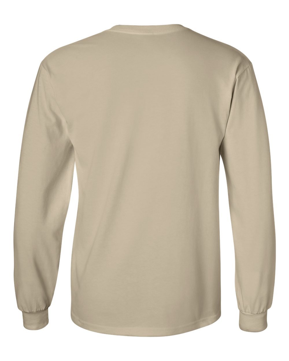 Gildan-Men-039-s-Ultra-Cotton-6-oz-Long-Sleeve-T-Shirt-G240-S-5XL thumbnail 96