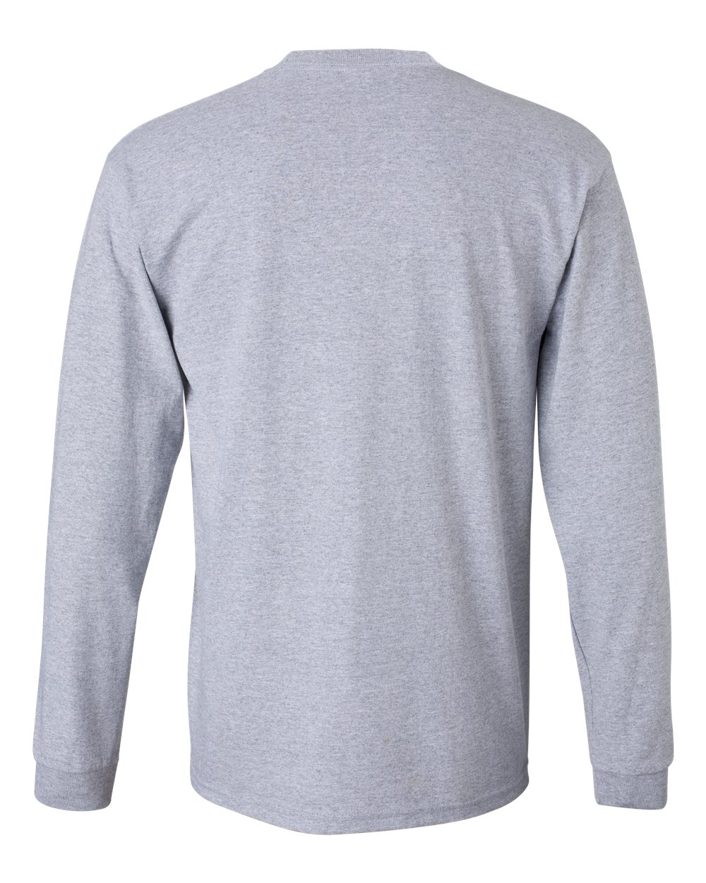 Gildan-Men-039-s-Ultra-Cotton-6-oz-Long-Sleeve-T-Shirt-G240-S-5XL thumbnail 104