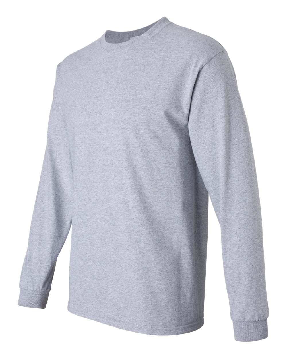 Gildan-Men-039-s-Ultra-Cotton-6-oz-Long-Sleeve-T-Shirt-G240-S-5XL thumbnail 103