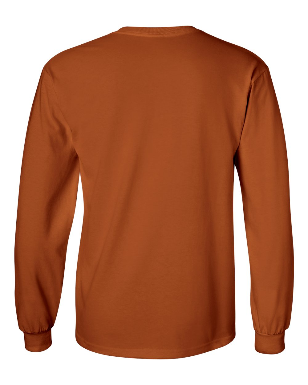 Gildan-Men-039-s-Ultra-Cotton-6-oz-Long-Sleeve-T-Shirt-G240-S-5XL thumbnail 108