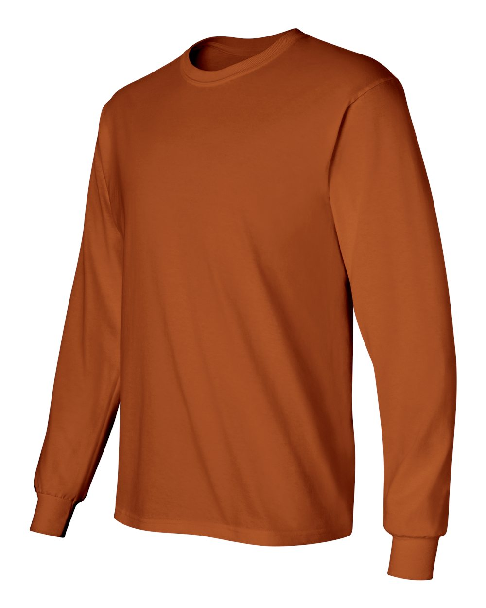 Gildan-Men-039-s-Ultra-Cotton-6-oz-Long-Sleeve-T-Shirt-G240-S-5XL thumbnail 107