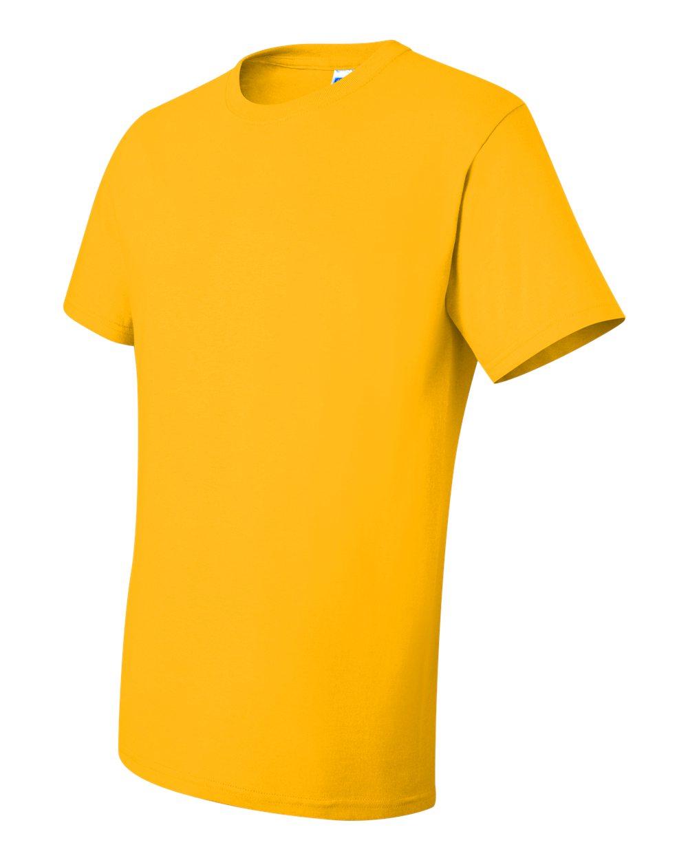 Jerzees-Men-039-s-5-6-oz-50-50-Heavyweight-Blend-T-Shirt-29M-S-4XL thumbnail 6