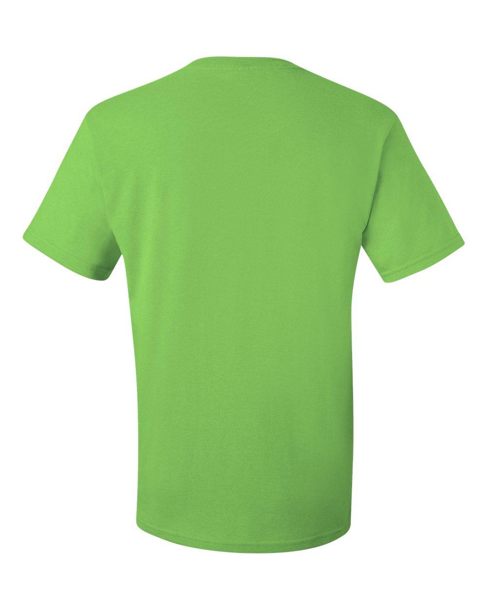 Jerzees-Men-039-s-5-6-oz-50-50-Heavyweight-Blend-T-Shirt-29M-S-4XL thumbnail 10