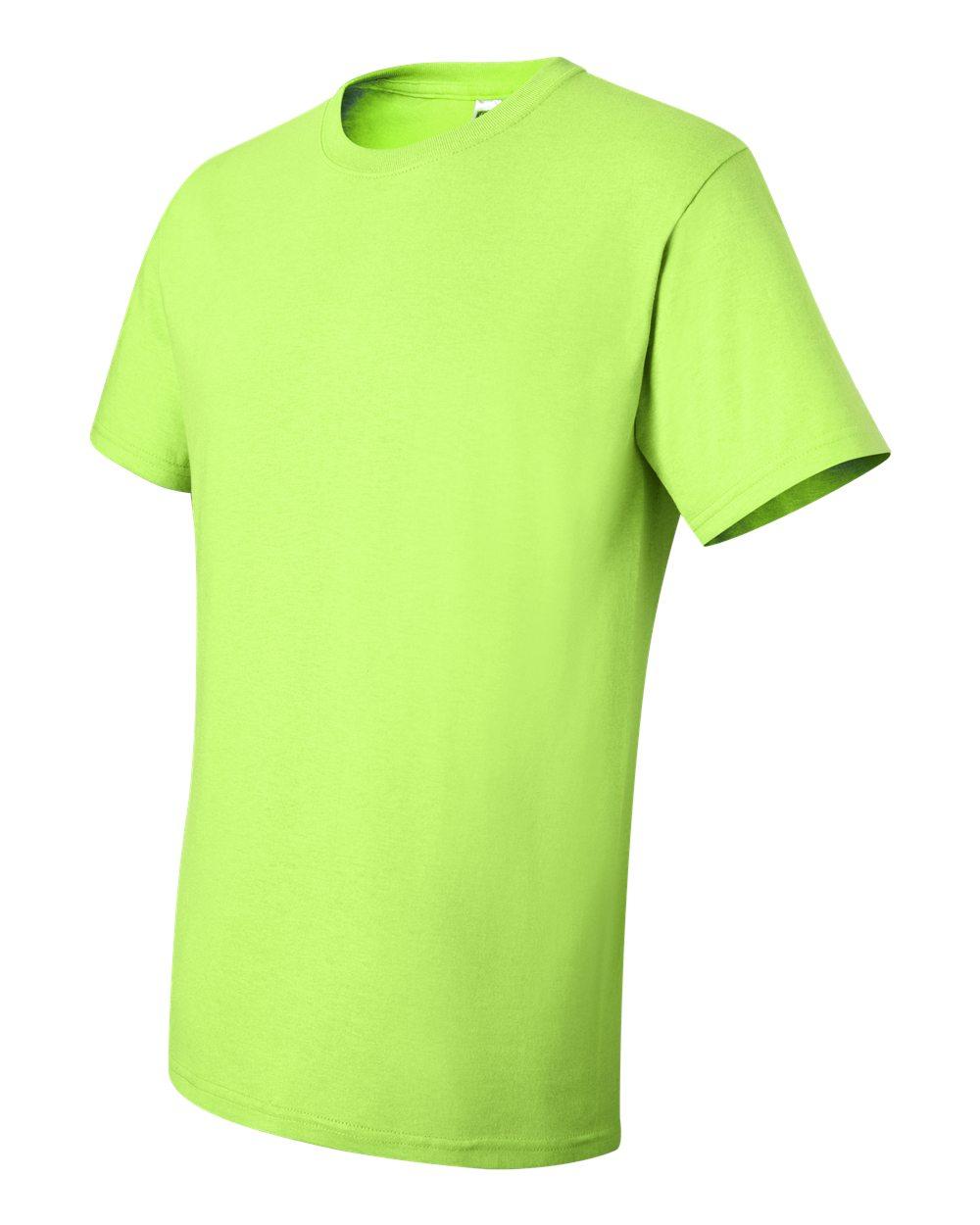Jerzees-Men-039-s-5-6-oz-50-50-Heavyweight-Blend-T-Shirt-29M-S-4XL thumbnail 21
